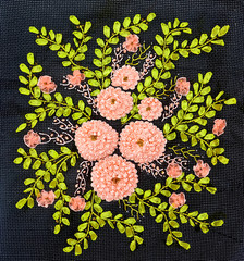 Embroidery And Cross-Stitch Design