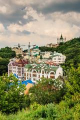 """District """"Vozdvizhenka"""" in Kiev"""