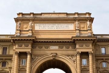 Colonna dell'Abbondanza, Firenze