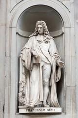 Statua di Francesco Redi