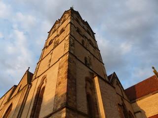 Die evangelische Münsterkirche Herford