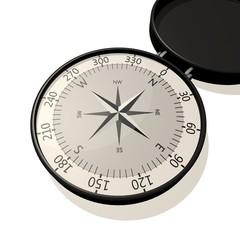 Kompas - detail