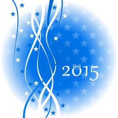 2015 vector illustration