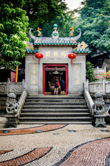 A-Ma Temple is one of the oldest and most famous Taoist temples