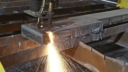 Plasma Cutter,Industry work.