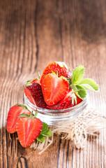 Strawberry Pieces