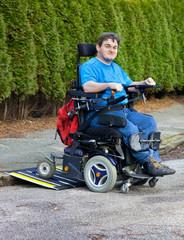 Mobility for infantile cerebral palsy patients.