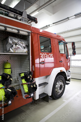 Fire brigade from Poland - 69640419
