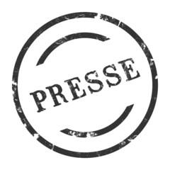 sk114 - StempelGrafik Rund - Presse - g1534