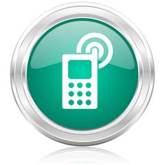 phone internet icon