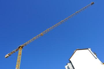 Cantiere di costruzione edile
