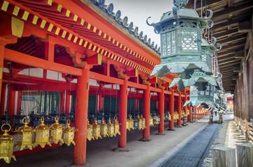 Kasuga Taisha shrine - Nara,Japan