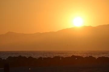 venice beach sunset 4