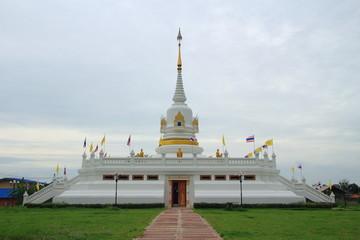 stupa at Wat Khun Sai, Uthai, Ayutthaya