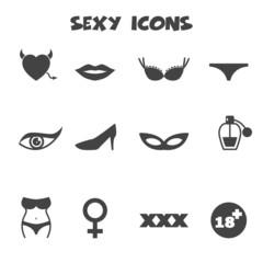 sexy icons