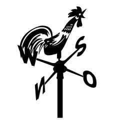 0058 風見鶏