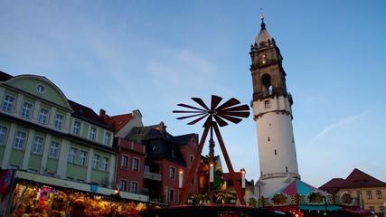 Bautzen Weihnachtsmarkt vid 01