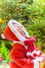 クリスマスの子供