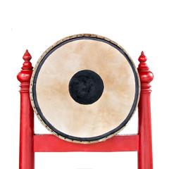 primitive drumhead