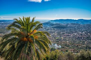 Provence landscape, South France