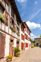 maisons basques