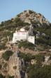 Obrazy na płótnie, fototapety, zdjęcia, fotoobrazy drukowane : Traditional greek church in the mountain. Crete. Greece