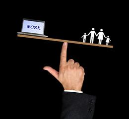 Work/family balance