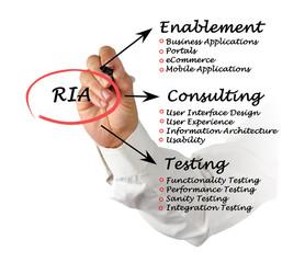 RIA diagram