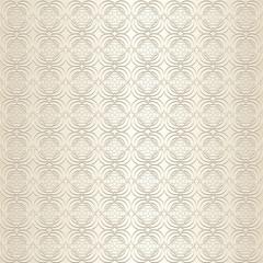 Vintage wallpaper, pattern, background, vector illustration