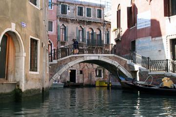 Каналы и мосты Венеции