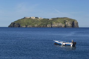 santo stefano and fisherman
