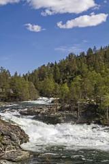 Wasserfälle der Rauma