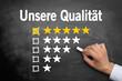Bewertung / Qualität