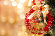 Leinwanddruck Bild - クリスマス