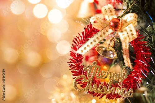 Leinwanddruck Bild クリスマス