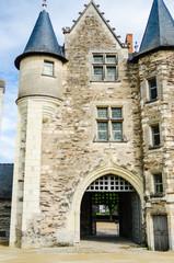 Angers, château, France