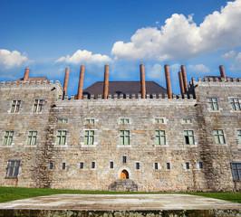 Palace of Duques de Braganca, Portugal