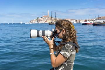 Fotografare al Mare