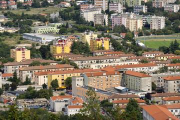 Città di Labin Croazia