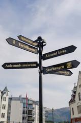 Alesund tourist info