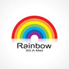 symbol rainbow