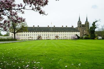 Weltkulturerbe Klosterstadt Schloss Corvey