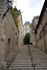 Blois Altstadt Treppen