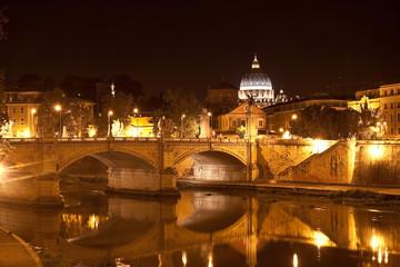 Nächtliches Rom