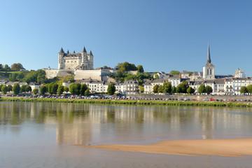 Saumur et son château