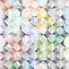 seamless pattern background, halftone, retro/vintage style