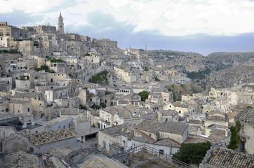 Sassi di Matera, città antica