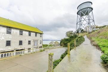 Alcatraz Quartermaster, San Francisco, California