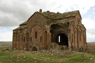 The ruins of Ani