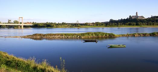Bords de Loire en Anjou